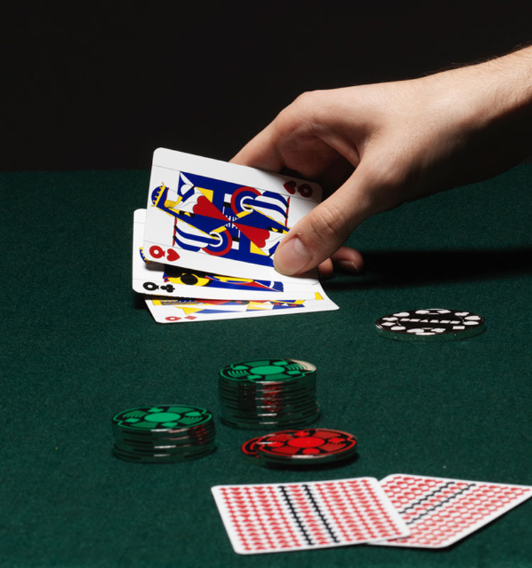 jeu carte a 2 Puiforcat | Playing cards